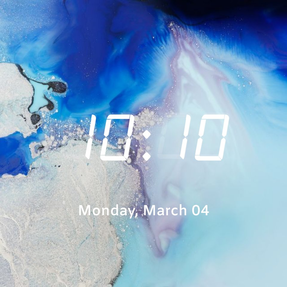Galaxy Wallpaper Facer The World S Largest Watch Face Platform