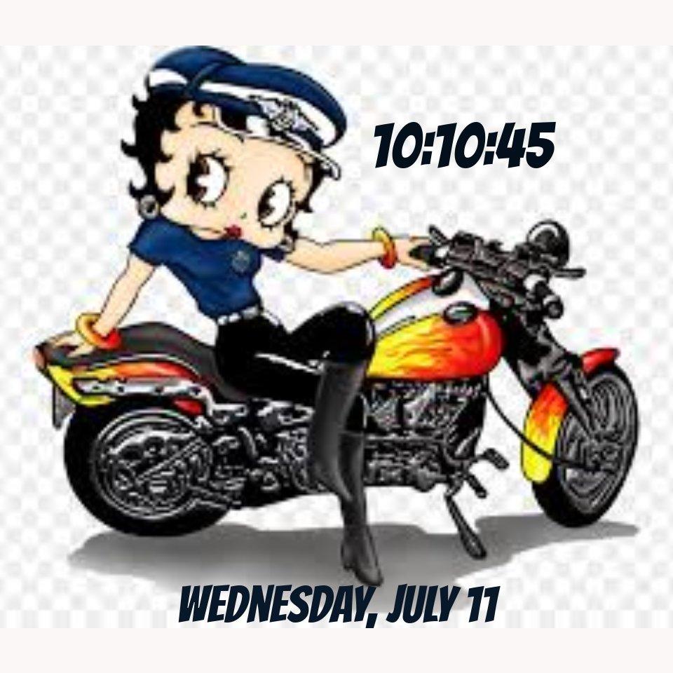 motorcycle mice cartoon - 807×727